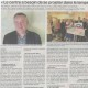Ouest-France Article du 29 aout 2015 Rentrée ARS